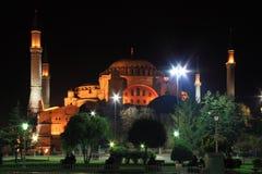 Moschea di Haghia Sofya Fotografie Stock Libere da Diritti