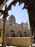 Moschea di Jerome del san - Portogallo Fotografie Stock