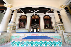 Moschea di Kampung Kling in Melaka malaysia immagine stock libera da diritti