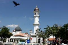 Moschea 3 di Kapitan Keling Fotografia Stock