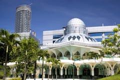 Moschea di KLCC Immagini Stock Libere da Diritti