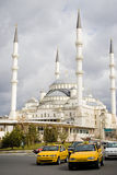 Moschea di Kocatepe, Ankara Immagini Stock Libere da Diritti