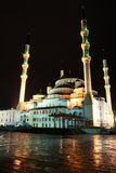 Moschea di Kocatepe Ankara - in Turchia Fotografie Stock Libere da Diritti
