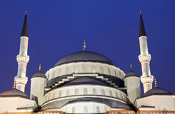 Moschea di Kocatepe Immagine Stock