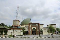 Moschea di Kuala Lumpur Air Force Base (moschea dell'aeronautica) Fotografie Stock Libere da Diritti