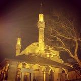 Moschea di Mihrimahsultan Immagini Stock