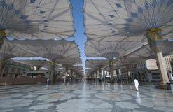 Moschea di Nabawi Immagine Stock Libera da Diritti