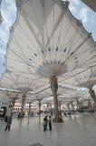 Moschea di Nabawi Fotografia Stock Libera da Diritti