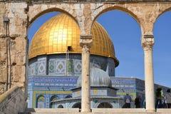 Moschea di Omar Fotografia Stock