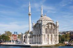 Moschea di Ortak?y Fotografia Stock Libera da Diritti