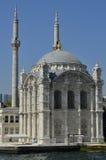 Moschea di Ortakoy Immagini Stock