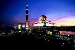 Moschea di Putra Fotografia Stock Libera da Diritti