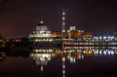 Moschea di Putra Immagini Stock Libere da Diritti