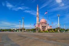 Moschea di Putra Immagine Stock