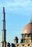 Moschea di Putra Fotografia Stock