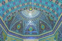 Moschea 03 di Qom Azam immagine stock libera da diritti