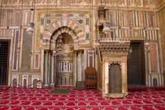 Moschea di Refaie Fotografia Stock Libera da Diritti