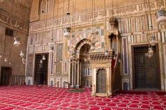 Moschea di Refaie Immagine Stock