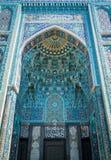 Moschea di San Pietroburgo, pi? grande moschea in Europa, a St Petersburg, la Russia immagine stock