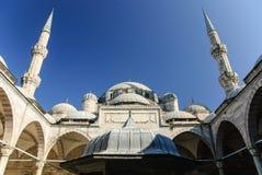 Moschea di Sehzade, Costantinopoli, Turchia Fotografia Stock