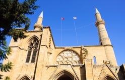 Moschea di Selimiye Fotografie Stock