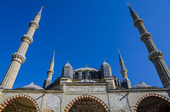 Moschea di Selimiye fotografie stock libere da diritti