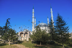 Moschea di Selimiye immagini stock libere da diritti