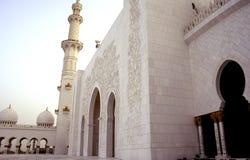 Moschea di Shaikh Zayed Fotografia Stock Libera da Diritti