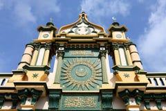 Moschea di Singapore fotografia stock