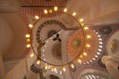 Moschea di Suleimania Fotografia Stock Libera da Diritti