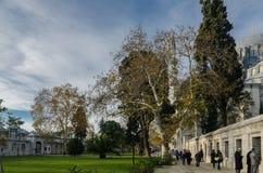 Moschea di Suleymaniye, Costantinopoli Fotografia Stock Libera da Diritti