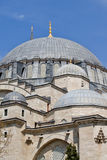 Moschea di Suleymanye Fotografia Stock Libera da Diritti