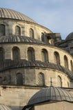 Moschea di Sultanahmet Fotografia Stock