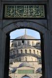 Moschea di Sultanahmet Immagine Stock
