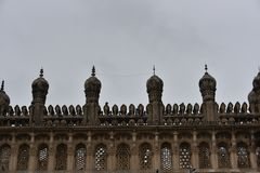 Moschea di Toli, Haidarabad Immagini Stock Libere da Diritti