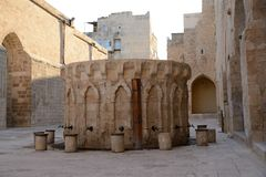 Moschea di Ulu, Mardin, Turchia immagine stock libera da diritti