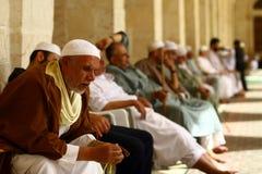 Moschea di Umayyad Immagine Stock Libera da Diritti