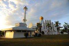 Moschea di UNiSZA in Terengganu Fotografie Stock Libere da Diritti