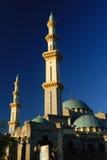 Moschea di Wilayah Fotografia Stock