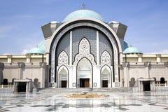 Moschea di Wilayah Persekutuan Fotografia Stock