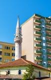Moschea di Xhamia e Osmonit in Pristina fotografie stock