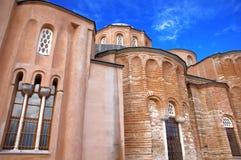 Moschea di Zeyrek, la precedente chiesa di Cristo Pantokrator a Costantinopoli moderna Fotografie Stock Libere da Diritti