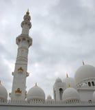 Moschea in Doubai Fotografie Stock