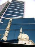 Moschea e condizione Fotografia Stock Libera da Diritti