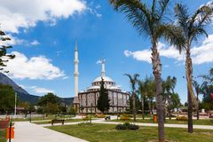 Moschea in Goynuk, Turchia Fotografie Stock Libere da Diritti