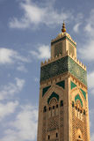 Moschea Hassan II a Casablanca Immagine Stock