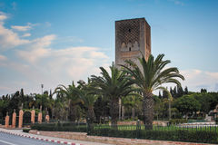 Moschea Hassan, Rabat Immagine Stock Libera da Diritti