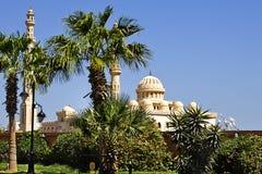 Moschea in Hurghada Fotografia Stock