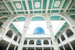Moschea intorno dell'Indonesia Fotografia Stock Libera da Diritti