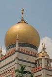 Moschea islamica di preghiera Fotografie Stock Libere da Diritti
